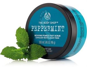 The Body Shop Borsmentás Intenzív Lábradír