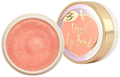 Too Faced Peach Lip Scrub