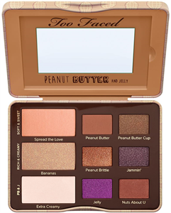 Too Faced Peanut Butter and Jelly Eye Shadow Palette