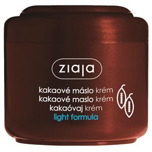 Ziaja Kakaóvajas Arckrém Light Formula