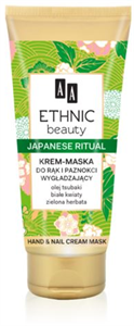 AA Ethnic Beauty Japán Rituálé Kéz és Körömápoló Krém-Maszk