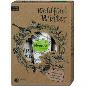 Alverde Wohlfühl Winter Kézkrém