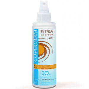 Coverderm Filteray Body Plus SPF30 Spray 2in1
