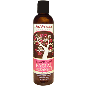 Dr. Woods Facial Cleanser Black Soap