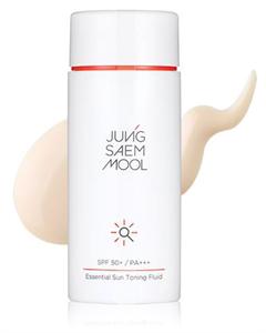 Jung Saem Mool Essential Sun Toning Fluid SPF50+ / PA+++