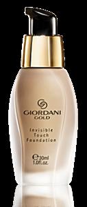 Oriflame Giordani Gold Invisible Touch Alapozó