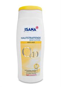 Isana Q10 Bőrfeszesítő Testápoló Lotion