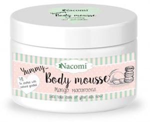 Nacomi Mangós Macaron Testkarcsúsító Mousse