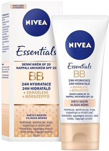 Nivea Essentials BB Nappali Arckrém SPF20