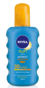 Nivea Sun Protect & Bronze Napozó Spray