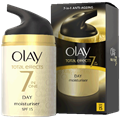Olay Total Effects 7in1 Anti-Ageing Nappali Arcápoló SPF15