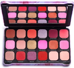 Revolution Forever Flawless Unconditional Love Eyeshadow Palette