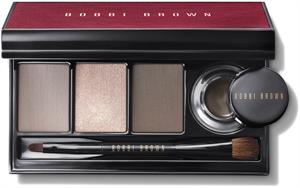 Bobbi Brown Satin & Caviar Eyeshadow & Long-Wear Gel Eyeliner Palette