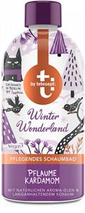Tetesept Schaumbad Winter Wonderland Szilva Kardamom
