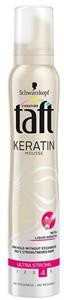 Taft Keratin Mousse Ultra Strong Hajrögzítő Hab