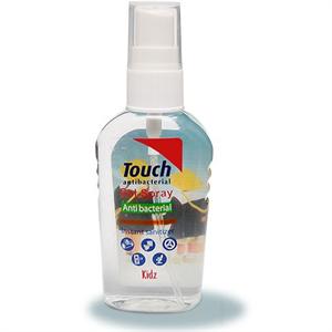 Touch Gel Spray Kézfertőtlenítő Gyerekeknek