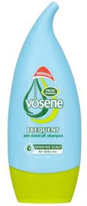 Vosene Anti-Dandruff Shampoo Sensitive Scalp