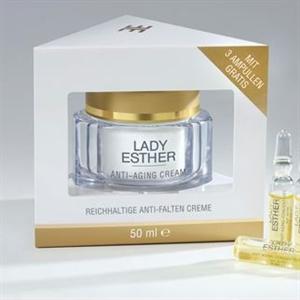 Lady Esther Anti-Aging Ránctalanító Krém