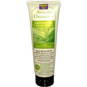Avalon Organics Aloe-S Hidratáló Borotvakrém