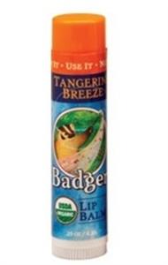 Badger Classic Lip Balm Tangerine Breeze