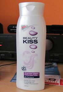 Beauty Kiss Sampon Könnyen Zsírosodó Hajra
