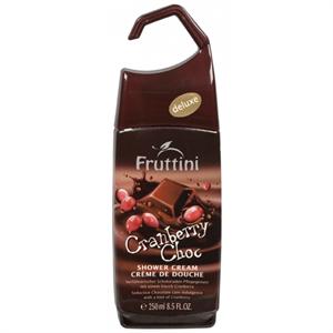 Fruttini Cranberry Choc Shower Cream