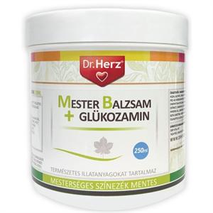 Dr Herz Mesterbalzsam + Glükozamin