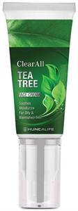 HuncaLife Clear All Teafás Arckrém