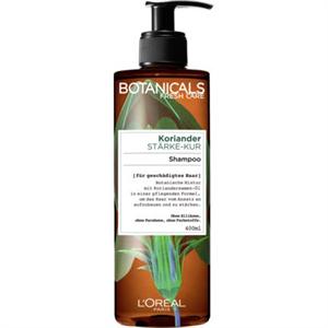 L'Oréal Botanicals Koriander Hajerősítő Sampon Gyenge Hajra