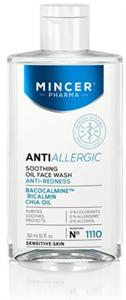 Mincer Pharma AntiAllergic Nyugtató Arclemosó Olaj