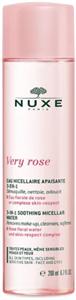 Nuxe Very Rose 3 In 1 Nyugtató Micellás Víz