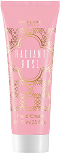 Oriflame Radiant Rose Kézkrém