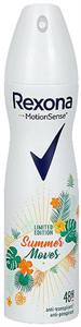 Rexona Anti-Transpirant Deodorant Summer Moves