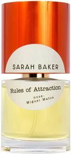 Sarah Baker Parfum Rules Of Attraction Extrait De Parfum