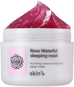 Skin 79 Rose Waterful Sleeping Mask