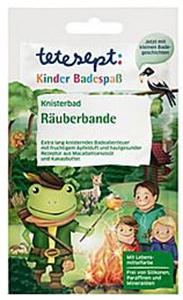 """Tetesept Knisterbad """"Räuberbande"""""""