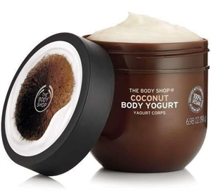 The Body Shop Kókuszos Testjoghurt