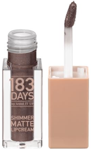 183 Days by Trend It Up Shimmer Matte Lipcream