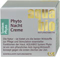 Aquabio System Phyto Éjszakai Krém
