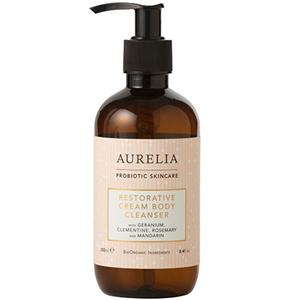 Aurelia Restorative Cream Body Cleanser