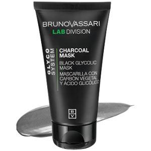 Bruno Vassari Glyco System Charcoal Mask