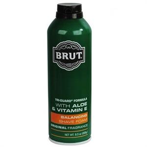 Brut Balancing Shave Foam