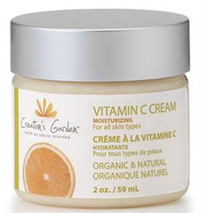 Creation's Garden Day And Night Moisturizing Vitamin C Cream