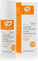 Green People Scent-Free Facial Sun Cream SPF30