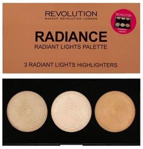 MakeUp Revolution Highlighter Palette Radiance