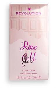 I Heart Revolution Rose Gold EDP