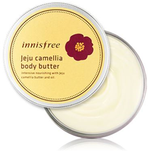 Innisfree Jeju Camellia Body Butter