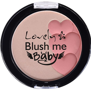 Lovely Blush Me Baby Arcpirosító