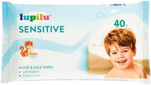 Lupilu Sensitive Törlőkendő