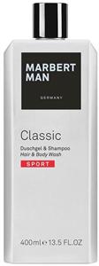Marbert Man Classic Sport Shower Gel & Shampoo